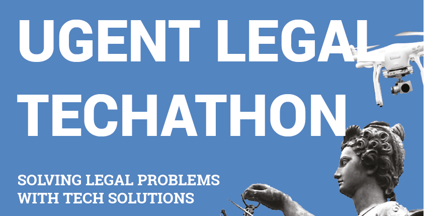 legal techathon UGent en De Groote - De Man