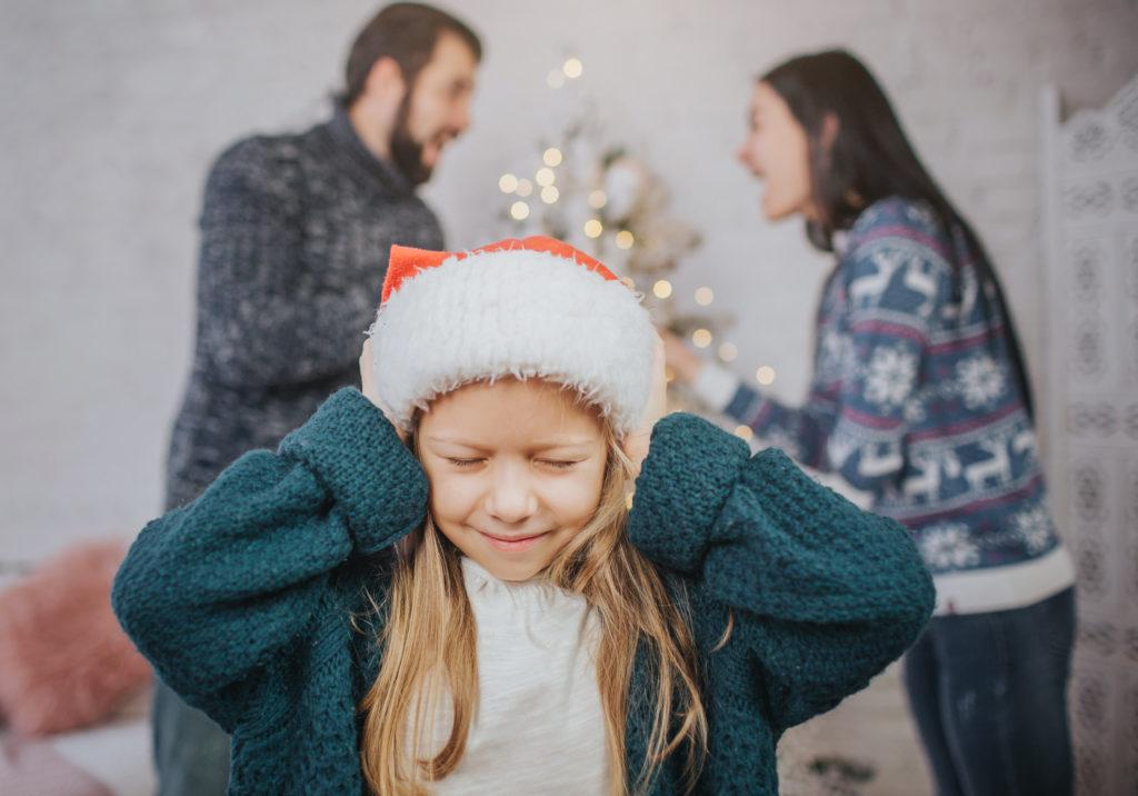 discussie kinderen kerstvakantie gescheiden ouders