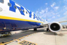 algemene voorwaarden Ryanair ongelding