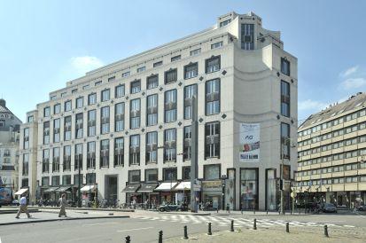 De Groote - De Man kantoor Brussel