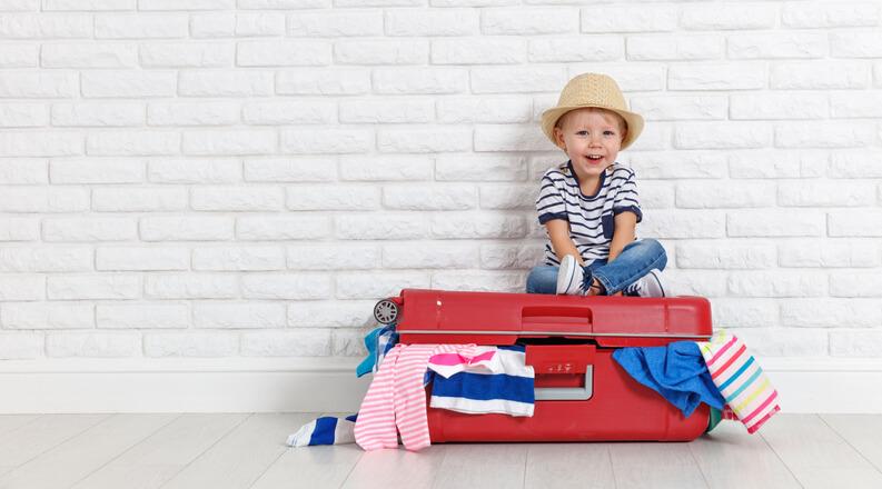 toestemming reizen kind buitenland